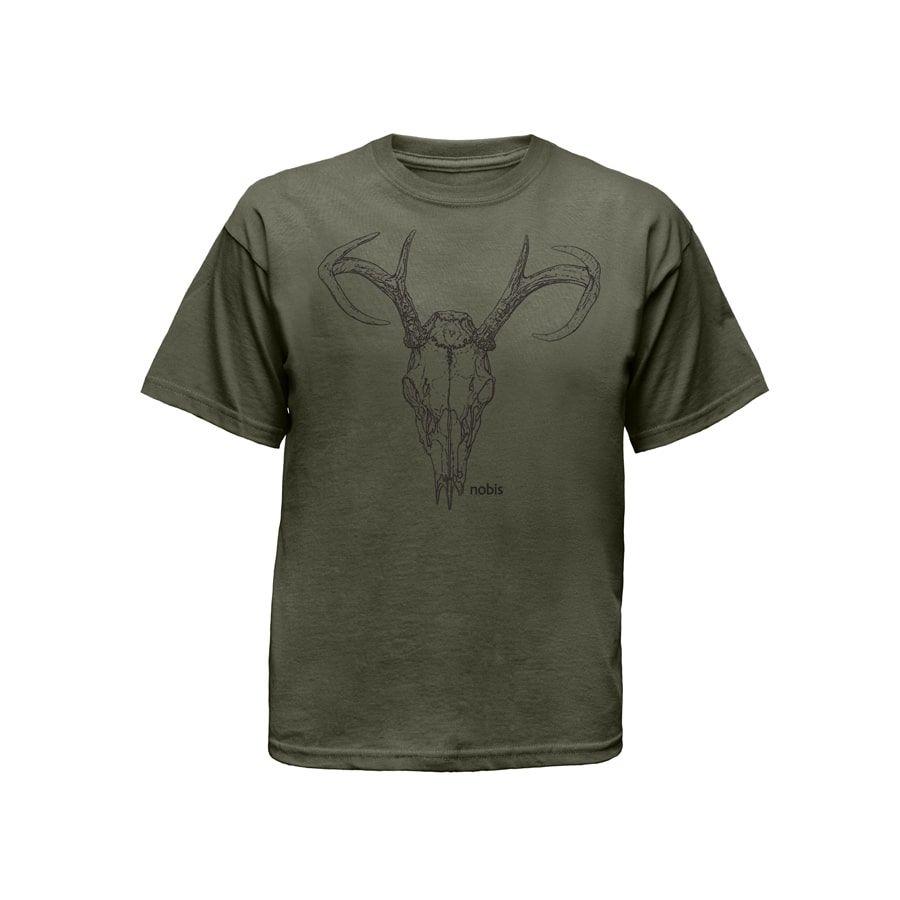 Green Men's T-Shirt Ghost Apparel Photography