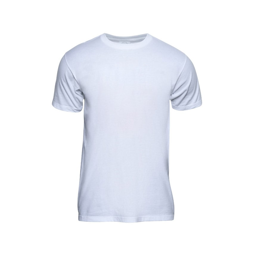 White Men's T-Shirt Ghost Apparel Photography