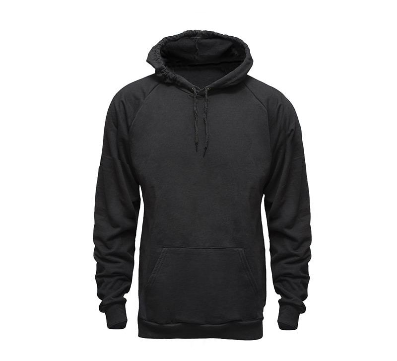 Black Male Hoodie Ghost Apparel Photography