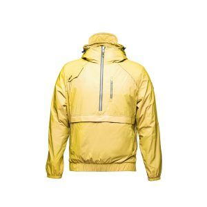 Yellow Rain Coat Ghost Apparel Photography