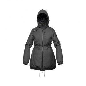 Ladies Rain Jacket Ghost Apparel Photography