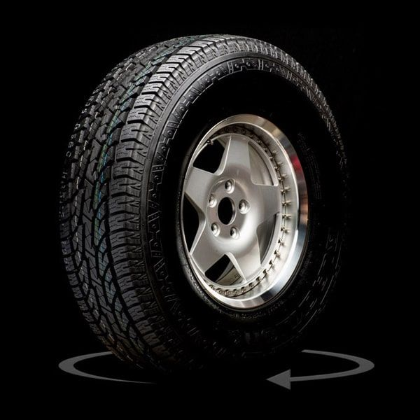 tire 360 Product Photography thumbnail